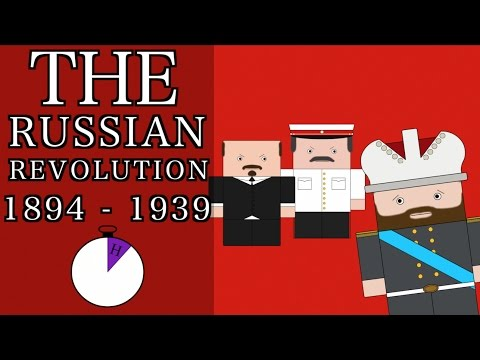 Ten Minute History - The Russian Revolution (Short Documentary)