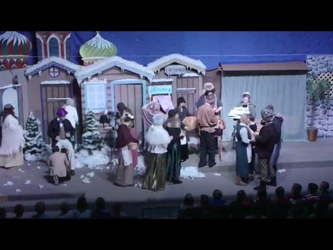 Рождественская постановка - Непринятый Царь/Christmas Play - The Unwelcomed King 2015