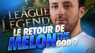 LE RETOUR DE MELON THE GOD - TEAM LUNARY