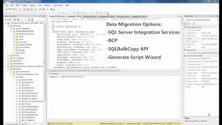 Migrating SQL Server to SQL Azure