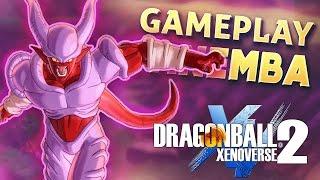 DRAGON BALL XENOVERSE 2 - FR | GAMEPLAY : Janemba
