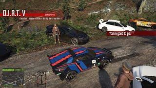 GTA 5 - Thử thách lấy xe đua với thời gian ở đường núi đạt hạng nhất | ND Gaming