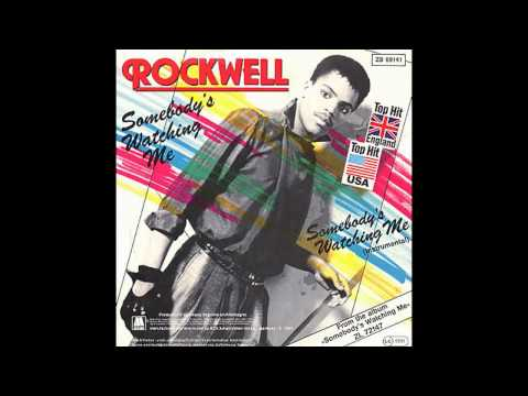 Rockwell Feat. Michael Jackson - Somebody's Watching Me (instrumental) (hq) video