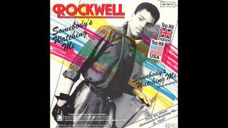 Rockwell Feat Michael Jackson Somebody 39 S Watching Me Instrumental Hq