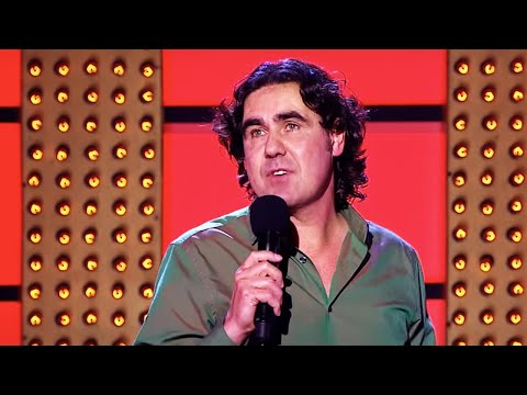 ** Comedy Week ** Micky Flanagan on Delhi Belly - Live at the Apollo - BBC