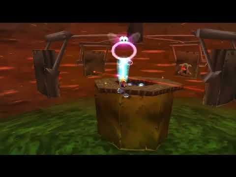 [Guia/walkthrough Rayman 2] En español by Darmelow Parte 11: El robot gigante y la 4ta máscara