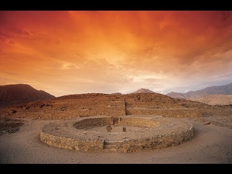Caral - Supe, la civilización mas antigua de América - HQ