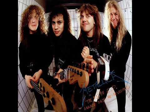 Metallica-Garage Days1987 Re-Revisited E.P(Full Album)