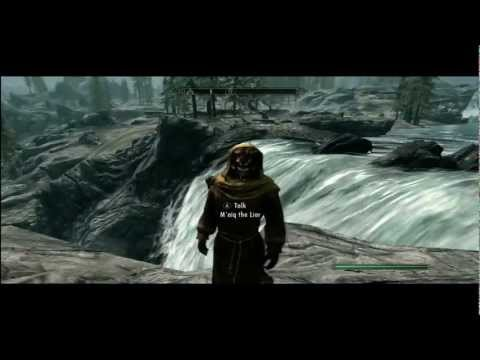 Xbox 360 -  Official Skyrim Mods