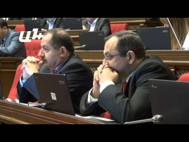 Արծվիկ Մինասյանը՝ եռյակի մասին. «Այդ ի՞նչ ամբիցիաներ են»