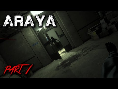 Araya Gameplay - Part 1 - Walkthrough (No Commentary)