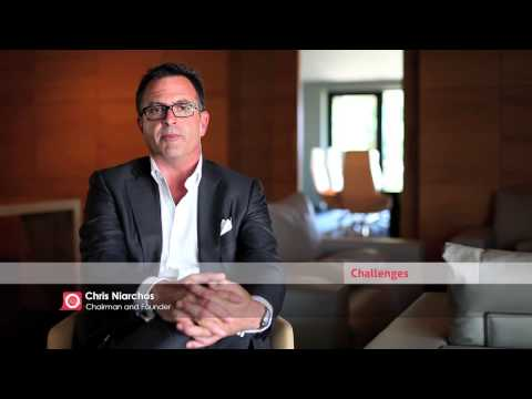 Appco Group Founder and Chairman Chris Niarchos on creating opportunities