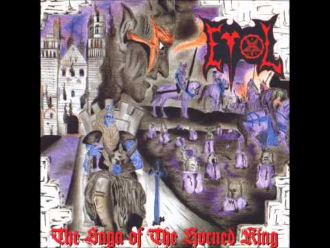 Evol - Sorrow Of The Witch