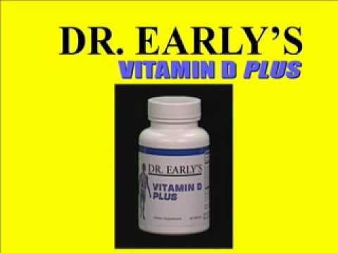 DR EARLY'S VITAMIN D PLUS: You don't know what you're missing!