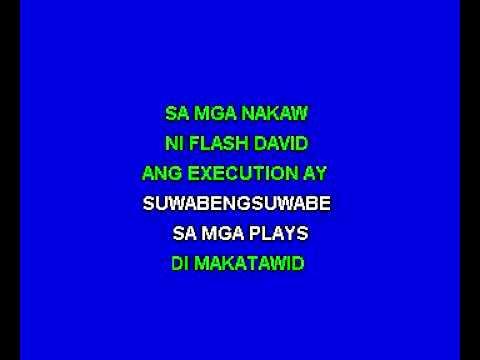 Bayang Barrios   Pag Nananalo Ang Ginebra Filipino Karaoke