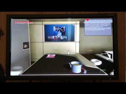 Virtual Smart Home( a User Centered Design System)