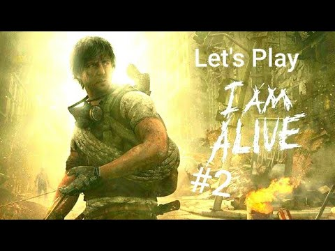LETS PLAY I AM ALIVE #2 KNALLHARTE GAME OPTIMIERUNGEN | DRASRON [Deutsch]