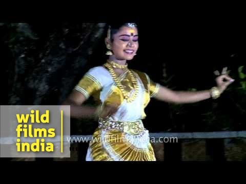 Mohiniyattam - A Classical Dance Form From Kerala video