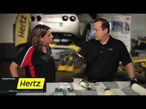 How To Install Automotive Foams From Collision Repair University (DIY)