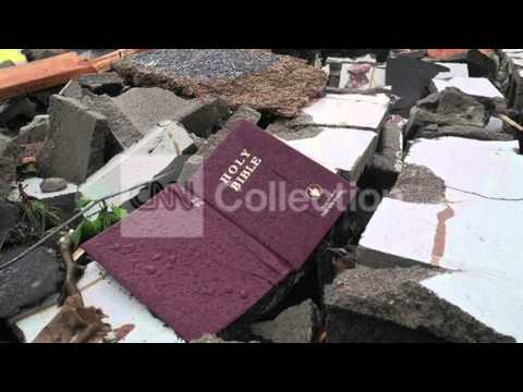 MS:TUPELO TORNADO-BIBLE SURVIVES THE STORM