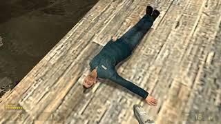 прохождение half-life 2 #3 злые метро-копы