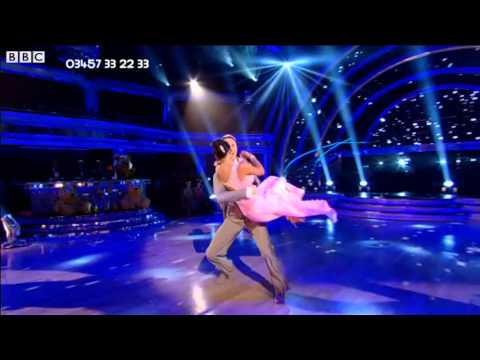 Strictly Special Ian Dances with Rochelle from the Saturdays - BBC Children In Need 2010