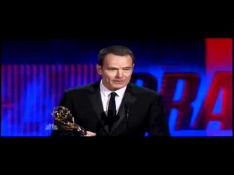 Bryan Cranston Emmy Win 2010 [HQ]