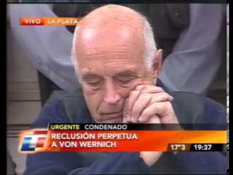 Sacerdote Católico Christian Von Wernich Condenado a Cadena Perpetua en 2007. ATEÍSMO.