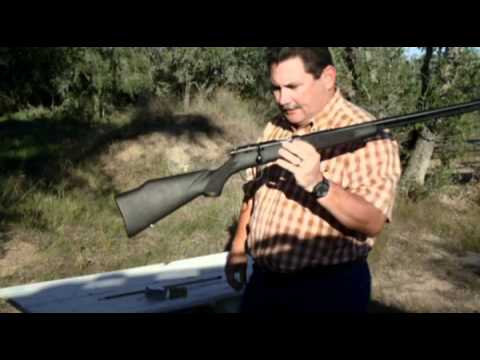 Marlin 22 Magnum Rifle Review and Range Shooting