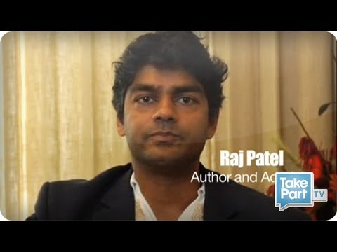 Hungry for Change  - Raj Patel