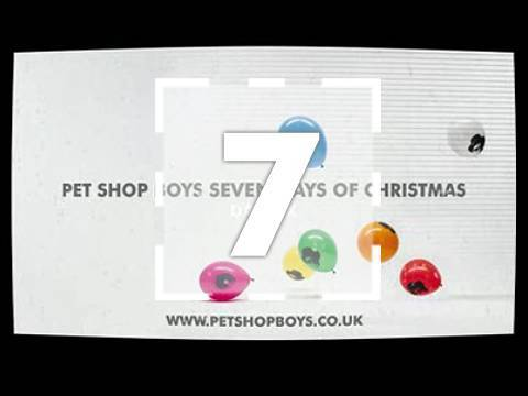 Pet Shop Boys - It Doesn&#039;t Often Snow At Christmas (Day 7)