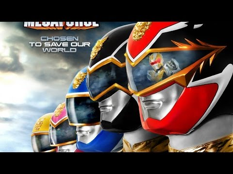 CGR Undertow - POWER RANGERS MEGAFORCE review for Nintendo 3DS