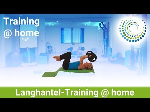 Langhantel-Training | Personal Training @ home