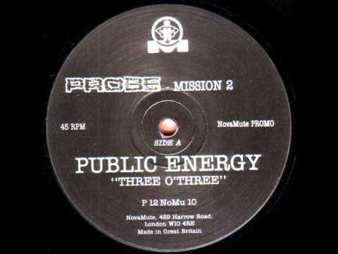 Public Energy - Three O' Three