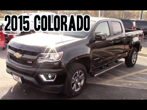 2015 chevrolet colorado z71 review how to make do everything. Black Bedroom Furniture Sets. Home Design Ideas