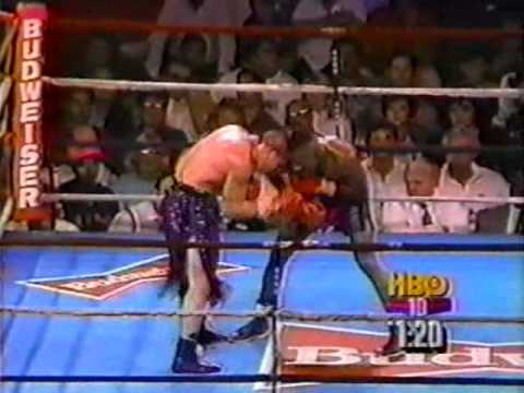Pernell Whitaker vs. Jorge Paez (Part Two)