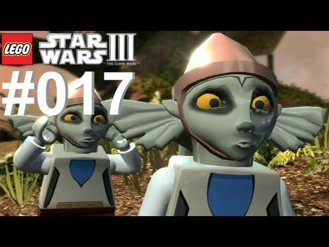 Let's Play LEGO Star Wars 3 The Clone Wars #017 Die Verteidiger des Friedens [Together] [Deutsch]