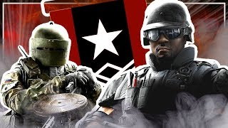The Copper Experience of Rainbow Six Siege