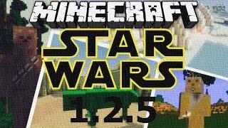 Minecraft Star Wars Mod [German] [HD] [1.2.5]