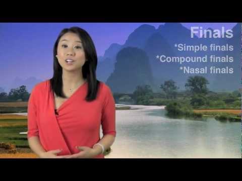Learn Mandarin Pinyin: Compound Finals and Nasal Finals