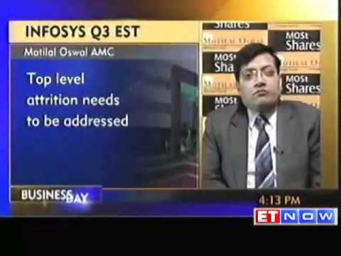 Infosys Q3 net profit seen up 11.5%, stock trades flat