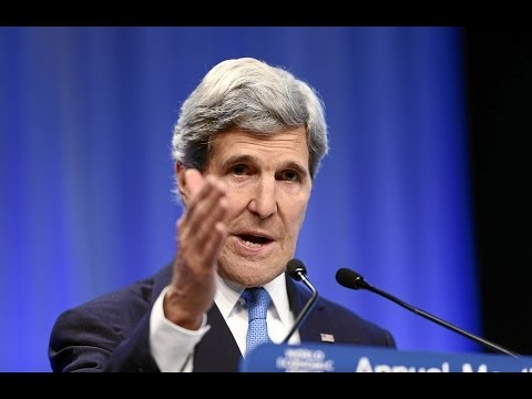 Davos 2014 - Friday review: Kerry calls for action on Middle East peace