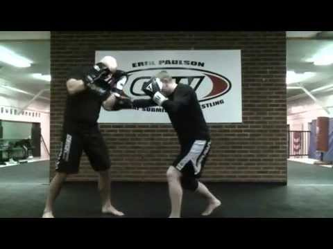 MMA Striking Defense - 16-Count Boxing Defense Drill Image 1