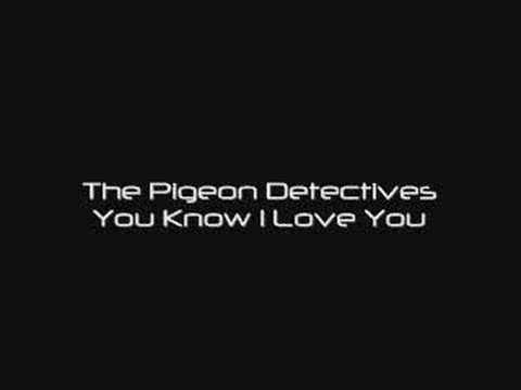 The Pigeon Detectives - You Know I Love You