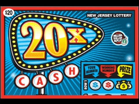 20x Cash Instant Lottery Ticket Jackpot! video