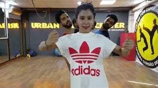 Buzz Aastha Gill Priyank Sharma Dance Rehearsals