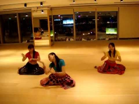 Bollywood Dance Practise----Dola Re Dola  Cwb Myoga