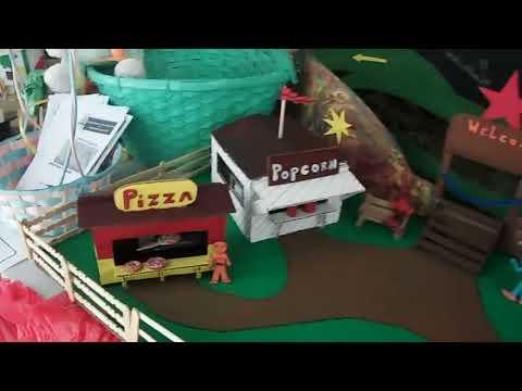 Parque de diversiones (proyecto escolar)