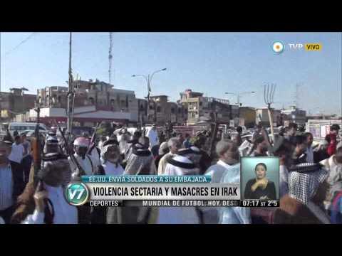 Visión 7 - Violencia sectaria y masacres en Irak