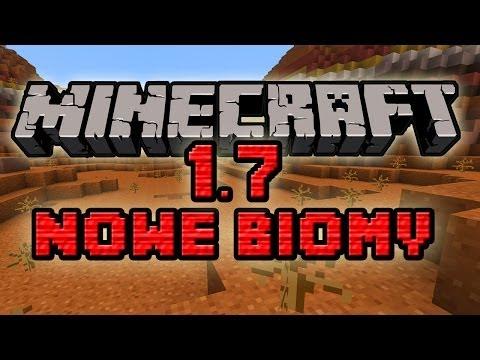 Minecraft 1.7.4 1.7.2 Nowe Biomy: Pełny Przegląd oraz Ich Opis